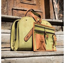grand sac à main de tous les jours pepa en taille xl fait à la main par ladybuq art