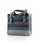 duża skórzana torebka od ladybuq oversize na laptopa i dokumenty torba do pracy