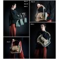 Original bag made by Ladybuq Art Kuferek with pocket for iPhone and keys