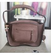 Rita bag in larger size in Brown colour