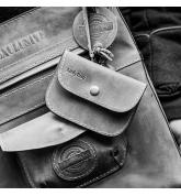 Personalizacja - dodatkowy portfelik na karty z paskiem na nadgarstek