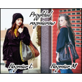 Marlena four colors perfect natural leather shopping bag made by Ladybuq Art