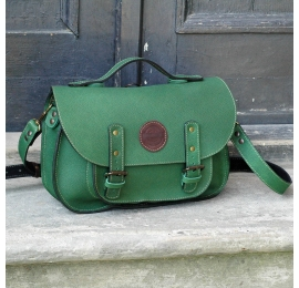 Messenger zielony rozmiar S / plecak