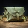 Fanny pack/shoulder bag in one Lime color