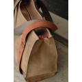 Big Lili einzigartige Original Ladybuq Tasche, perfekte Einkaufstasche