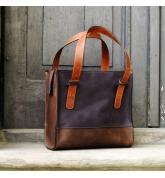 Squer unikalna torba na laptopa, do biura, na co dzień torebka od polskich projektantów Ladybuq Art