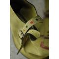 Torba skórzana w stylu oversize od polskich projektantów z Ladybuq Art duża torba na zakupy lub do biura idealna na co dzień