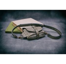 Fanny Pack / small shoulder bag / Olive