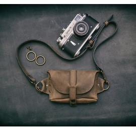 Fanny Pack / small shoulder bag / Khaki