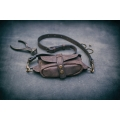 Fanny Pack / small shoulder bag / Chocolate