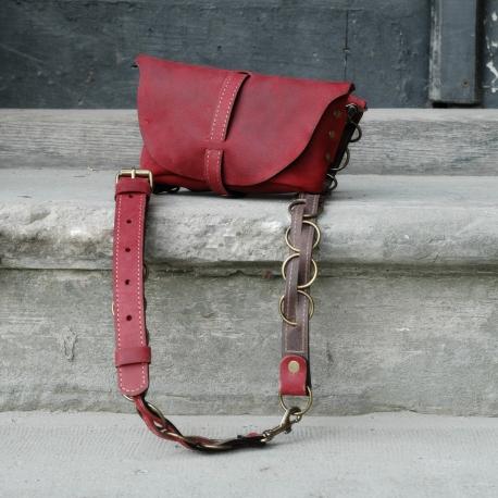 Duża nerka / torebka na ramię