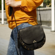 Mała podręczna torebka Mariola idealna na letnie wyjście ze znajomymi torebka od Ladybuq Art