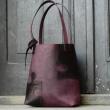 Zuza Puzzle einzigartige und stilvolle Tasche von Ladybuq, Tasche aus hochwertigem Naturleder