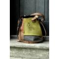 Torebka skórzana Alicja cztery kolory brąz . Oryginalna i niepowtarzalna torba na ramię Ladybuq