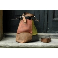 ALICJA FOUR COLORS BROWN stylish unique choice for everyday tasks, perfect office companion