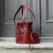 JULIA SMALLER SIZE unique bag made by ladybuq art studio original designers bag