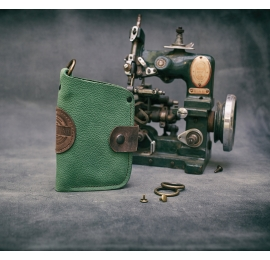 Wallet Barcelona Green/ 30