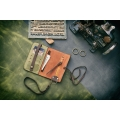 leather handmade wallet to personalize, wallet made by polish designers