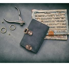 PARIS Brieftasche schwarz / 21