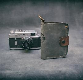 Wallet Barcelona gray / 32