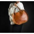 "Bag ""Basia"" Camel color"