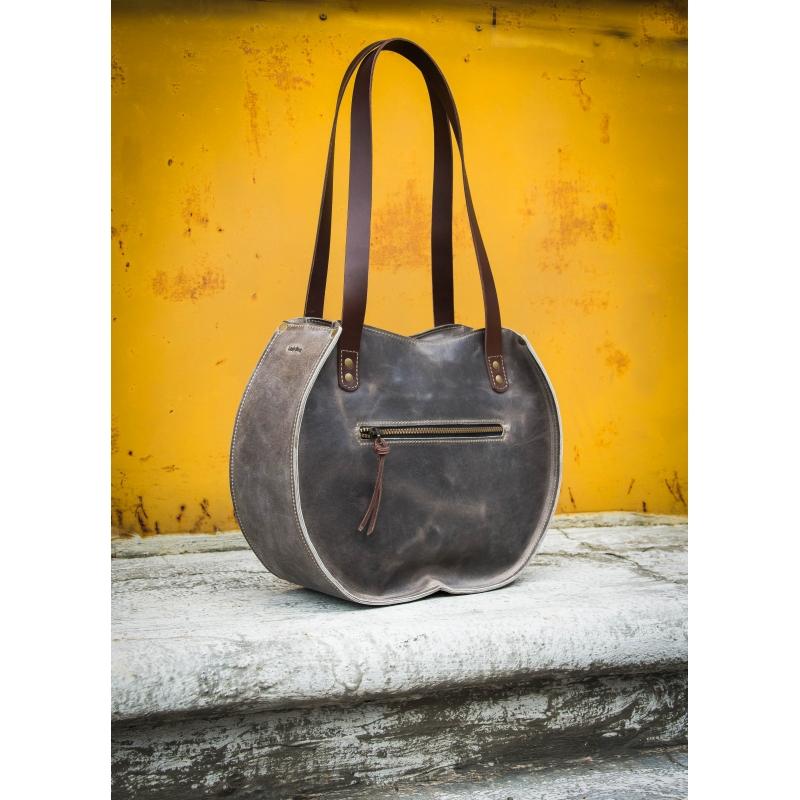 996d243a19cd6 Torebka torba skórzana oryginalna Ladybuq Art . Ręcznie robiona ...