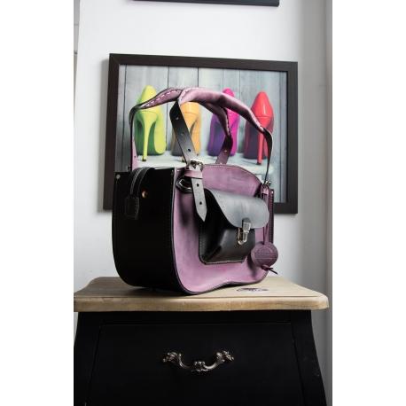 Kuferek Mini z szerokim bokiem