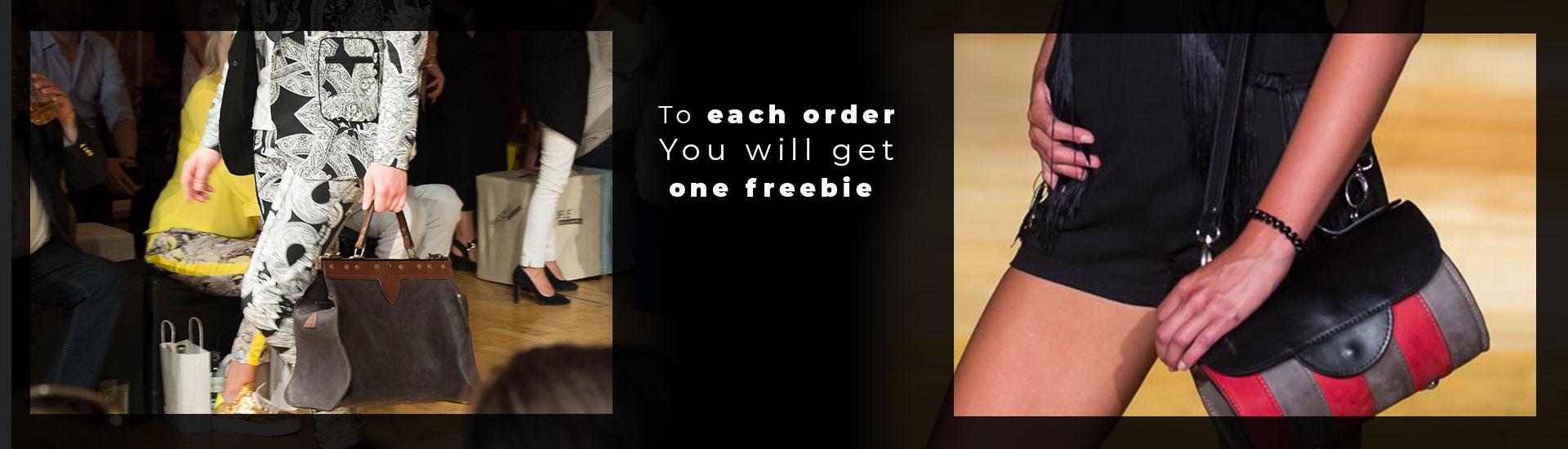 Möchten Sie eine Tasche haben, die Ihre Erwartungen voll übertrifft? Besuchen Sie unsere Werkstatt, wählen Sie ein Modell der Tasche aus und personalisieren Sie es, wenn Sie möchten!