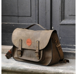 Messenger khaki/ plecak