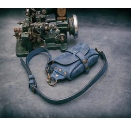 Nerka / torebka przez ramię / Granat