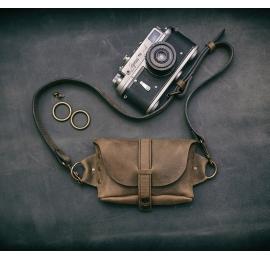 Nerka / torebka przez ramię / Khaki